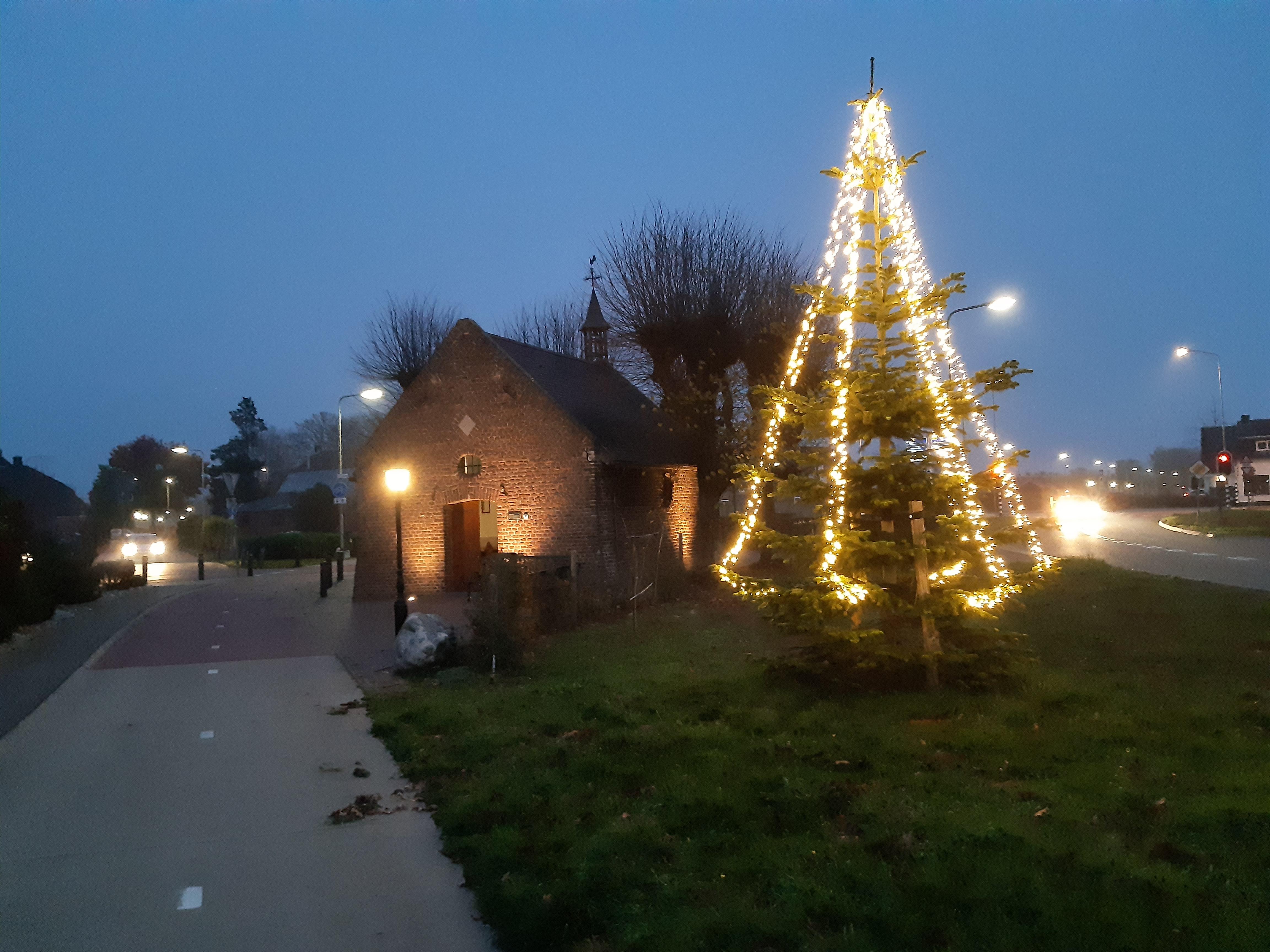 Kerstboom Heier Kepelke